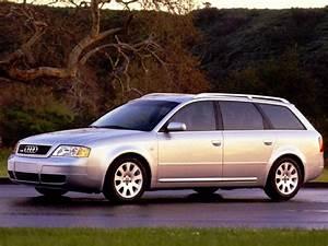 1999 Audi A6 Information