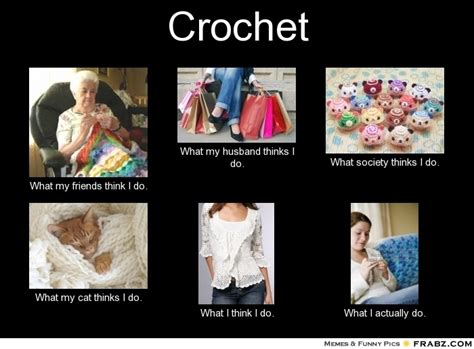 Crochet Memes - funny crochet meme www pixshark com images galleries with a bite