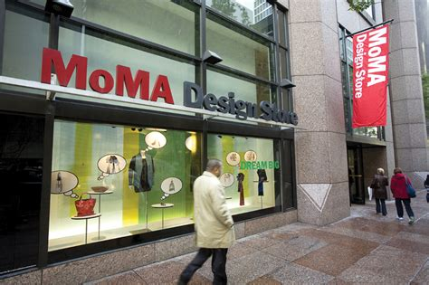 Les Echos  Moma Store, New York Archives
