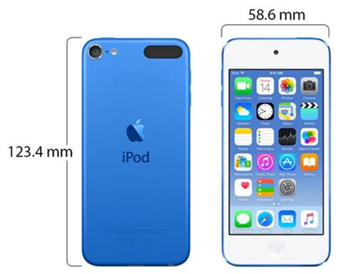 ipod touch 6th 16gb souq apple ipod touch 6th generation 16gb blue uae