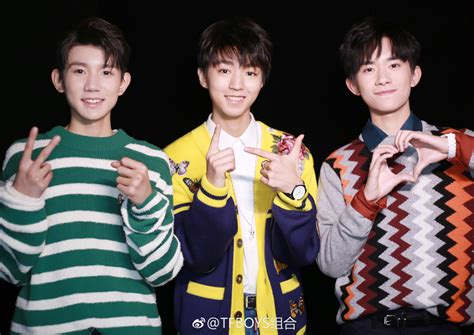top actresses trying to woo tfboys trio