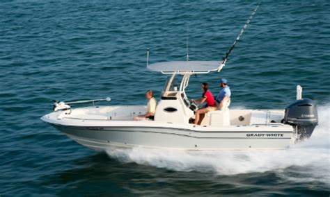 Where Are Grady White Boats Made by 2015 Boat Buyer S Guide On The Water