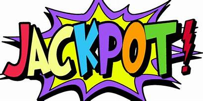 Jackpot Clipart Progressive Lottery Jackpots Judi Poker