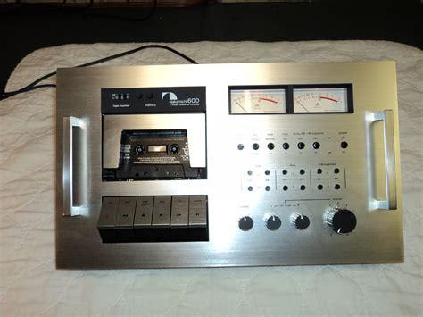 Vintage Nakamichi 600 Deck For Sale  Canuck Audio Mart