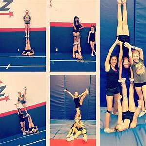 Cheer best friends | I miss cheering so bad! | Pinterest