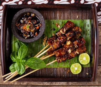 Indonesia adalah negeri asal mula juga hidangan sate dari pulau lombok. Menu Resep Sate Kere Khas Solo | Resep Makanan
