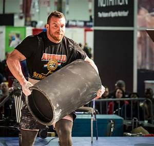 5 Tips For Becoming A Pro Strongman Athlete
