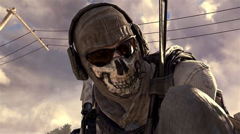 Ghost Confirmed For Call Of Duty Modern Warfare Season