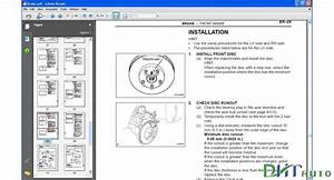 Scion Tc Service Manual Update 2010