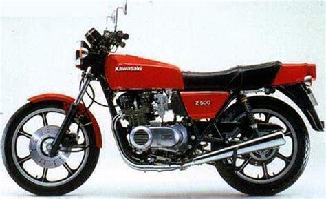 Kawasaki Z500 79 Chris