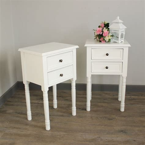 white shabby chic bedside table best 25 white bedside drawers ideas on pinterest distressed bedroom furniture mirror
