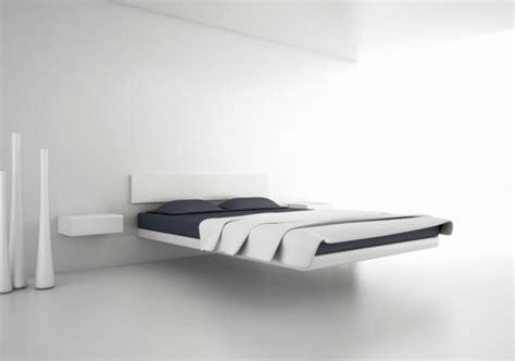 meuble suspendu chambre le chevet suspendu et le chevet flottant designs