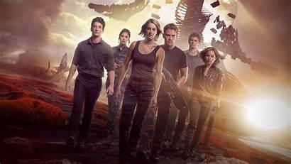 Series Divergent Allegiant 1366 Wallpapers