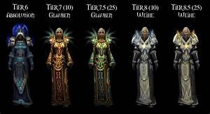 Wow  Priester Tier 1 Bis Tier 13 Sets Im  U00dcberblick