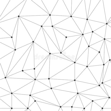 IRREGULAR TRIANGLE GRID WITH JUNCTION POINT TEXTURE