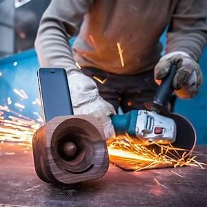 Amplificateur De Son : amplificateur de son en bois pour iphone ~ Melissatoandfro.com Idées de Décoration