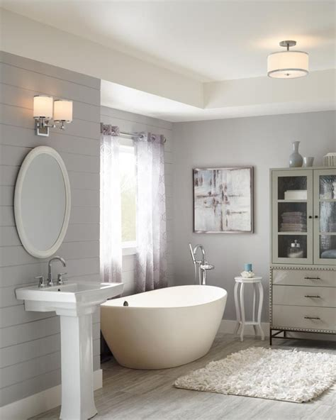 Period Bathroom Fixtures by The Prospect Park Lighting Collection By Feiss Takes A