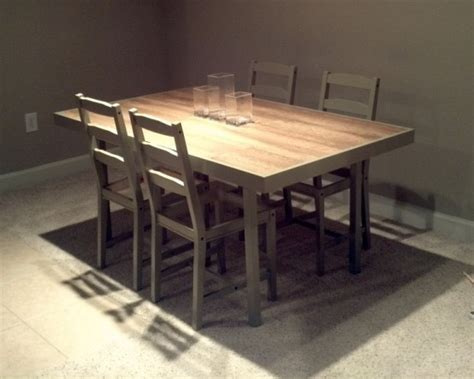 ikea kitchen table hack 18 cool ikea ingo table ideas and hacks you ll love digsdigs