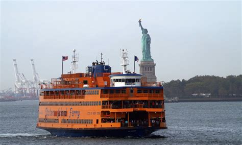 Ferry Boat Ride To Statue Of Liberty by The Free Staten Island Ferry The Ultimate View Of The