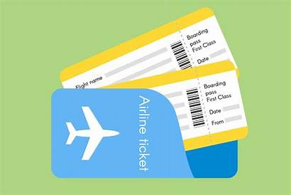 Airline Tickets Fill Boarding