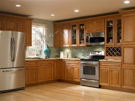 findley and myers cabinets red oak kitchen cabinet photos