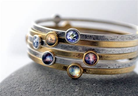 The Beauty Of The Solar System, Captured Around Your Wrist
