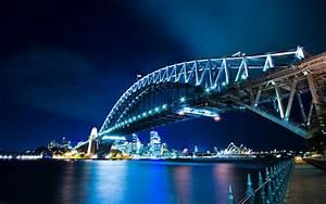 Widescreen Sydney Harbour Bridge Wallpaper - HD Wallpapers