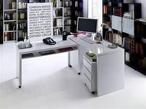 Schreibtisch Weiß Hochglanz Günstig : 57 besten b ro home office bilder auf pinterest angebote ~ Whattoseeinmadrid.com Haus und Dekorationen