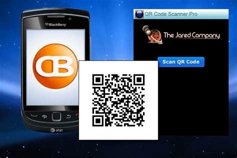 qr code scanner pro for blackberry crackberry