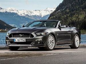 Ford Mustang Convertible 5.0 V8 GT (Custom Pack) | Car Leasing | Nationwide Vehicle Contracts