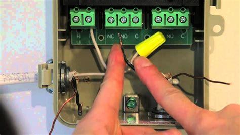 wiring  tork tu  dtu   volts youtube