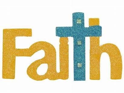 Word Glitter Faith Clipart Designs Hobby Plaid