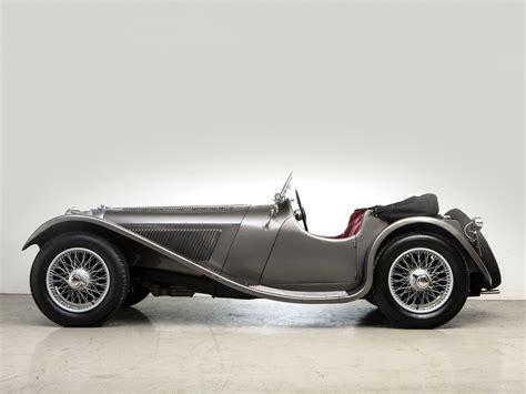 jaguar ss  car  catalog