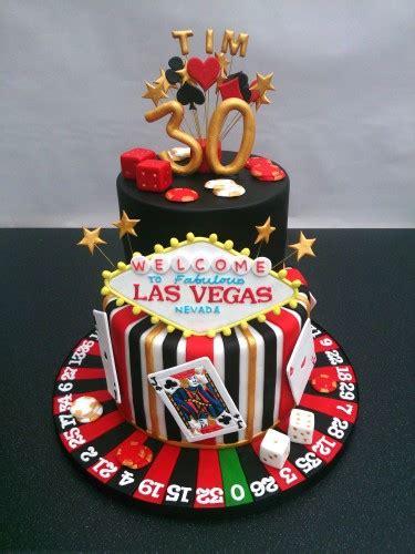 las vegas gambling themed birthday cake susies cakes
