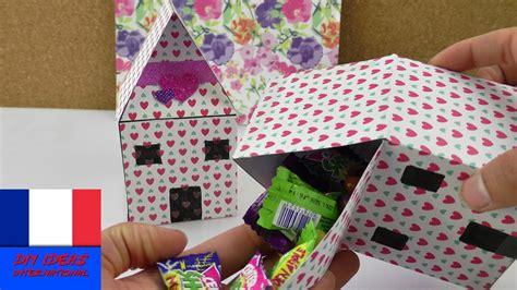 cadeau a fabriquer soi meme diy emballage cadeau maison 224 fabriquer soi m 234 me et 224 remplir avec des bonbons