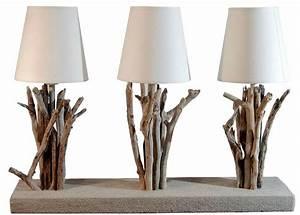 Objet De Décoration Design : optez pour une d coration nature avec des objets d co en bois flott toute l 39 actualit d co ~ Teatrodelosmanantiales.com Idées de Décoration