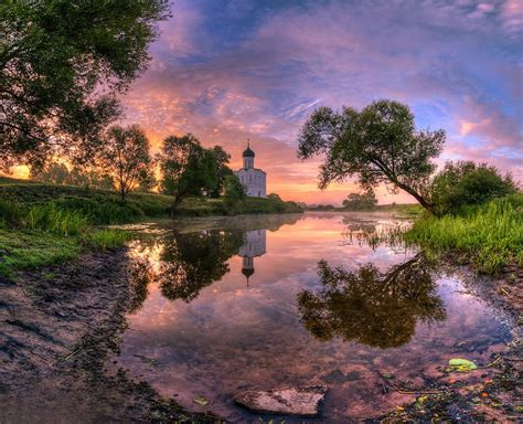 Beautiful Photo by Primordially Russian Landscapes Thirty Beautiful Photographs