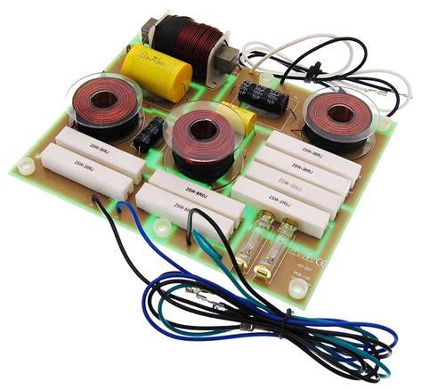 frequenzweiche 3 wege kenford profi 3 wege frequenzweiche 700 watt 18 db lautsprecher frequenz weiche ebay