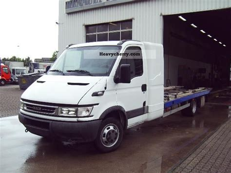 Iveco Daily / 50c17 2006 Car Carrier Truck Photo And Specs