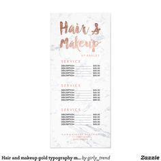 hair stylist makeup artist bridal  event agreement