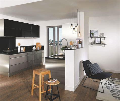 cuisine et salon ouvert cuisine ouvert sur salon fabuleux cuisine ouverte