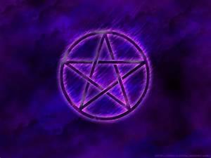 Wiccan Pentagram Wallpaper - WallpaperSafari