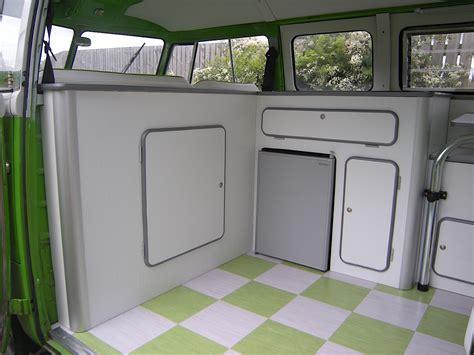 volkswagen van interior westfalia interior vw cer interiors