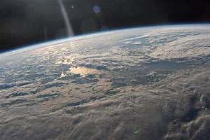 Earth seen from the International Space Station   Earth Blog