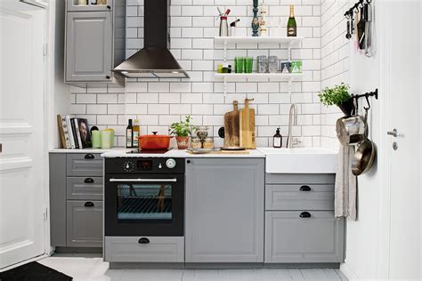 small kitchen inspiration gray kitchen cabinet michitecture