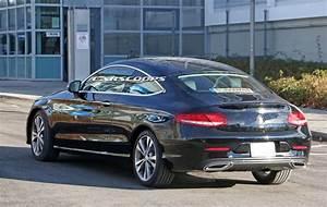 Mercedes Coupe C : 2018 mercedes c class coupe next in line for a visit to ~ Melissatoandfro.com Idées de Décoration