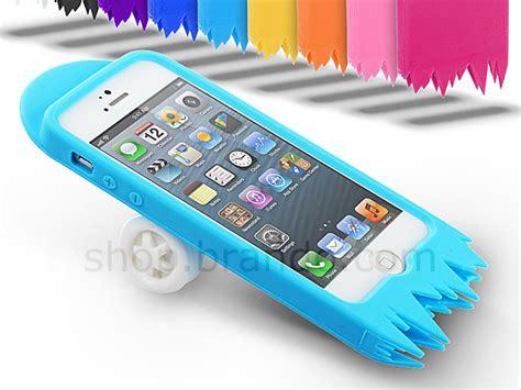iphone   broken skateboard protective silicone case