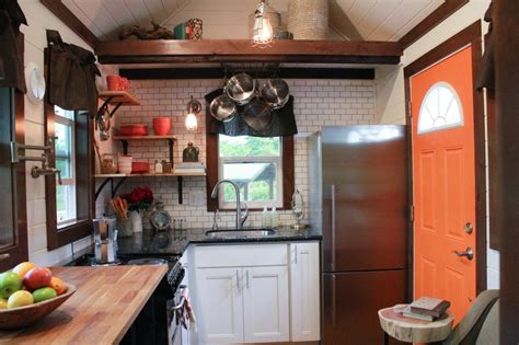 Decorating Ideas For A Tiny Kitchen by 9 Teeny Tiny Kitchens Packed With Character Hgtv S