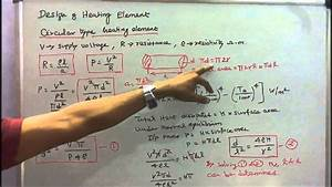 Electrical Heating - Part - 02