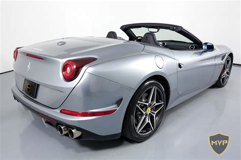Zipcar offers car sharing and hourly car rental in atlanta to reliably get you where you need to go! Used 2015 FERRARI CALIFORNIA T For Sale ($899) | MVP Atlanta Stock #205790